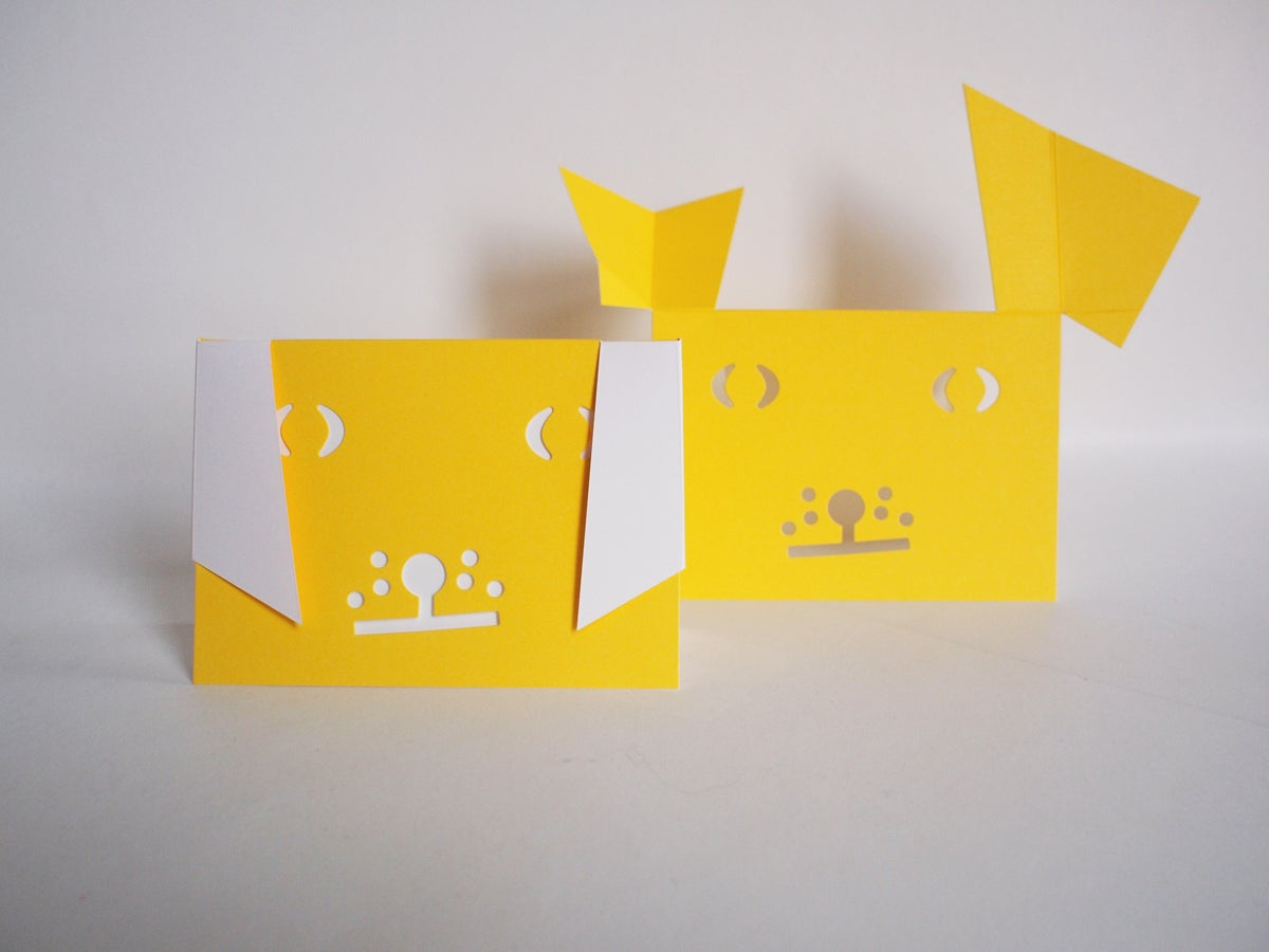 Image of 2 X The Yellow  Dog
