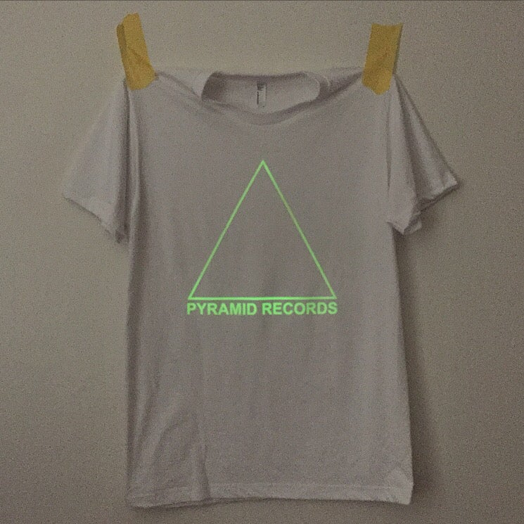 Image of glow in the dark shirt △