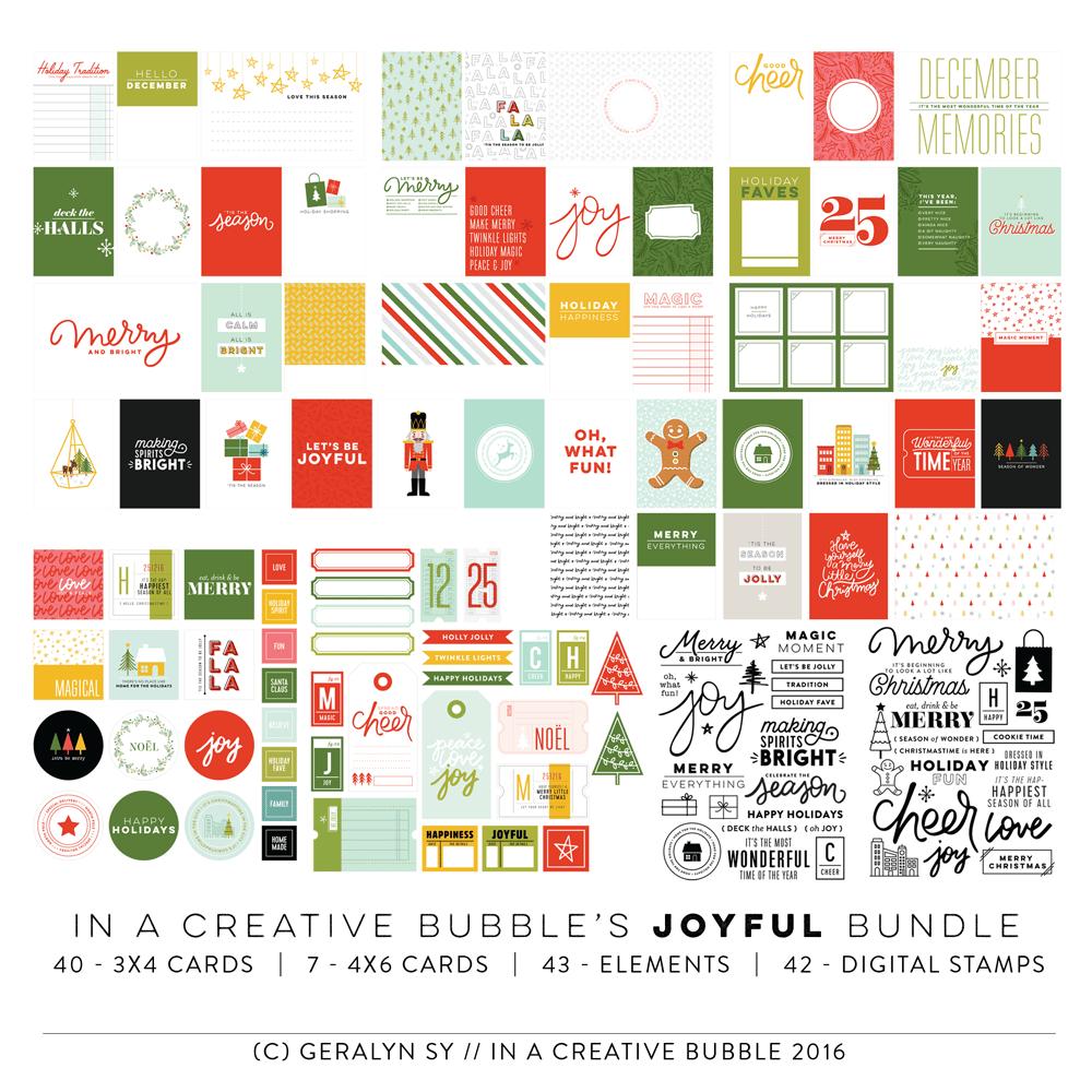 Image of Joyful Bundle (Digital)