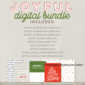 Image of Joyful Bundle (Digital)