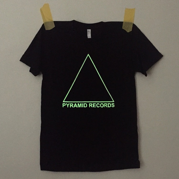 Image of glow in the dark shirt △△