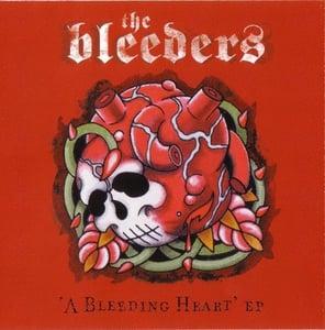 "Image of BLEEDERS ""A BLEEDING HEART"" E.P"