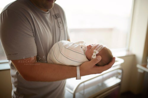 Image of Fresh 48 Newborn Session
