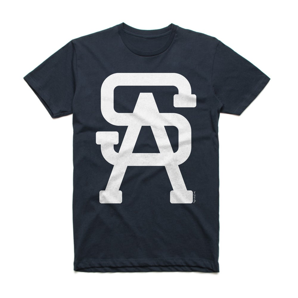 Image of SA Logo - Original Navy