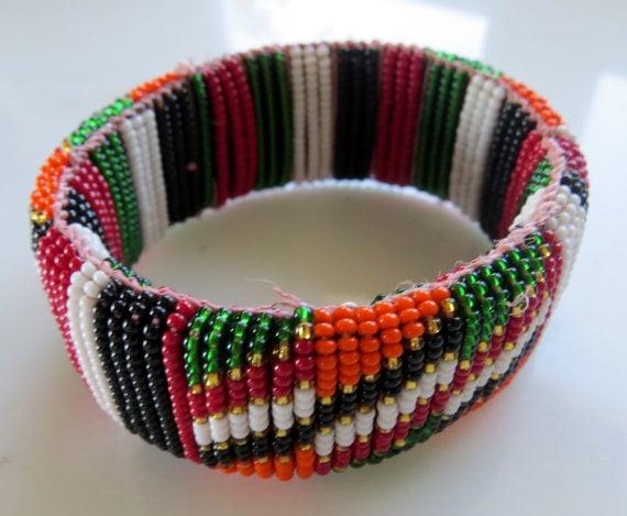 Image of Maasai vintage Bracelet