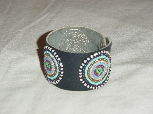Image of Maasai Beaded cuff bracelet