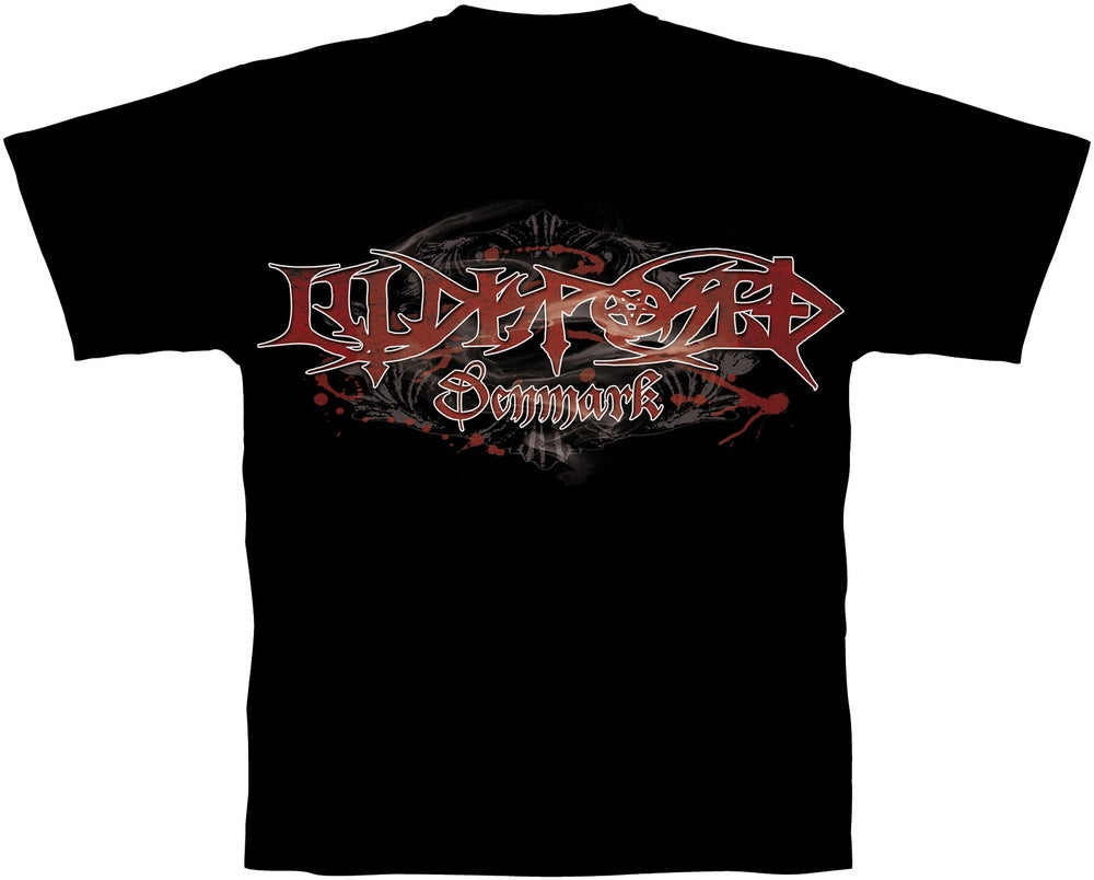 Image of Illdisposed Denmark (T-shirt)