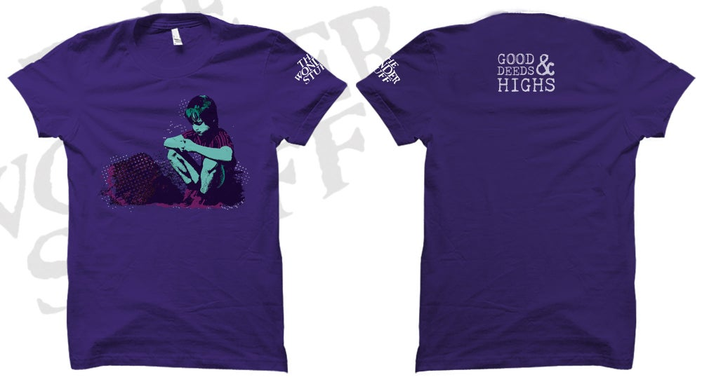 Image of Good Deeds & Highs T-Shirt