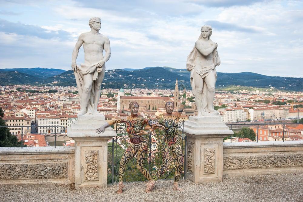 Image of Villa Bardini Gardens