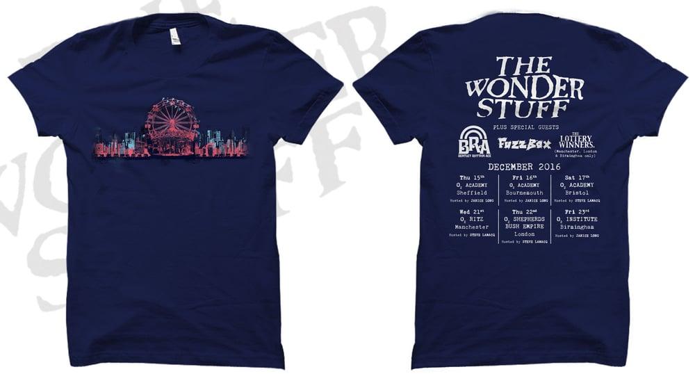 Image of December 2016 Tour Dates T-Shirt