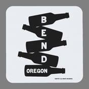 Image of Bend Beer Stack Coasters - set of 4