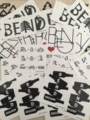 Image of Bend Stickers