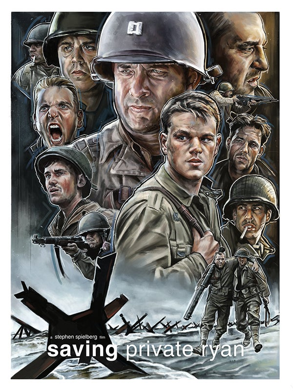 Image of Saving Private Ryan - AP Run