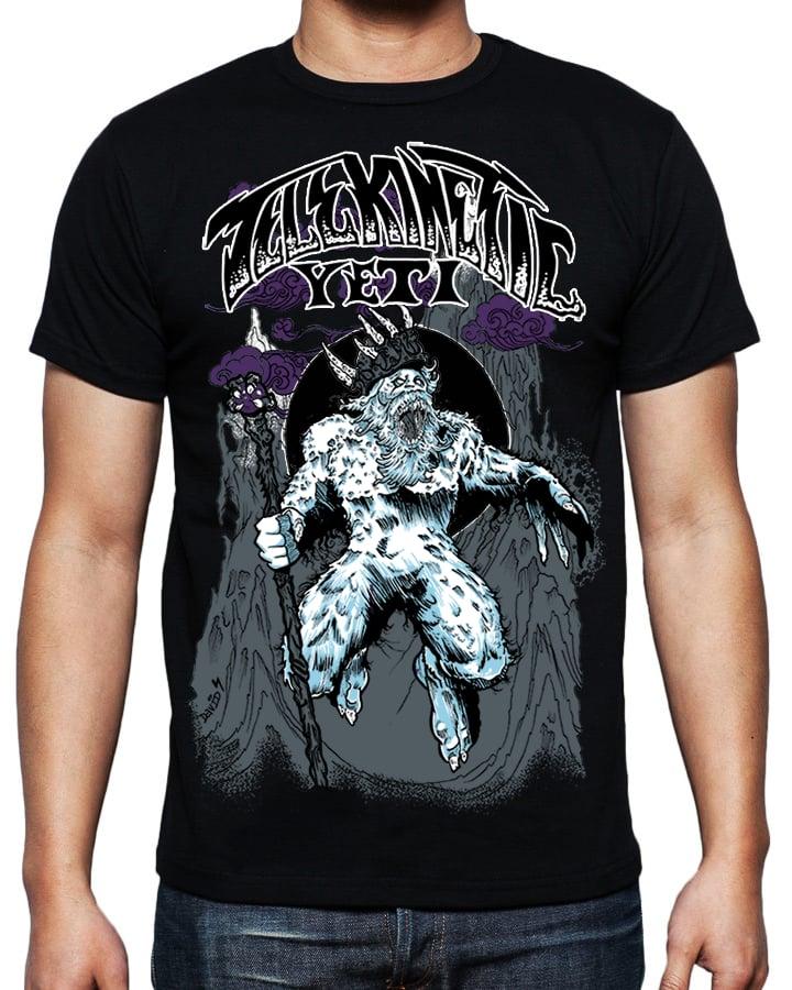 Image of Levitation Yeti T Shirt