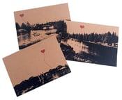 Image of Bend, Oregon set of 3 Assorted Note Cards