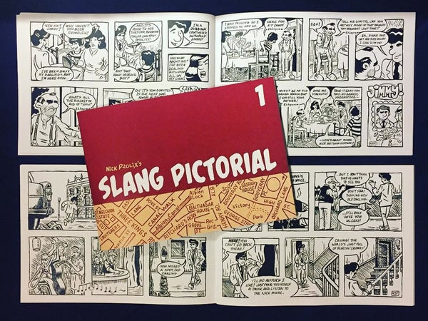 Image of Slang Pictorial 01