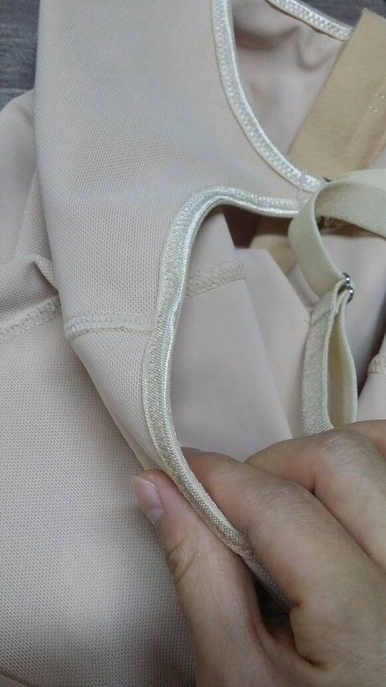 Image of Body Shaper w/ Zipper
