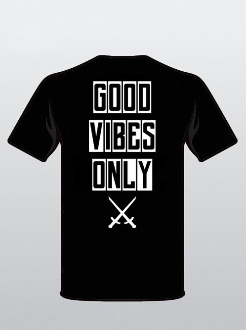 """Image of """"GOOD VIBES ONLY"""""""