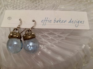Image of Effie Baker ~ glass earrings