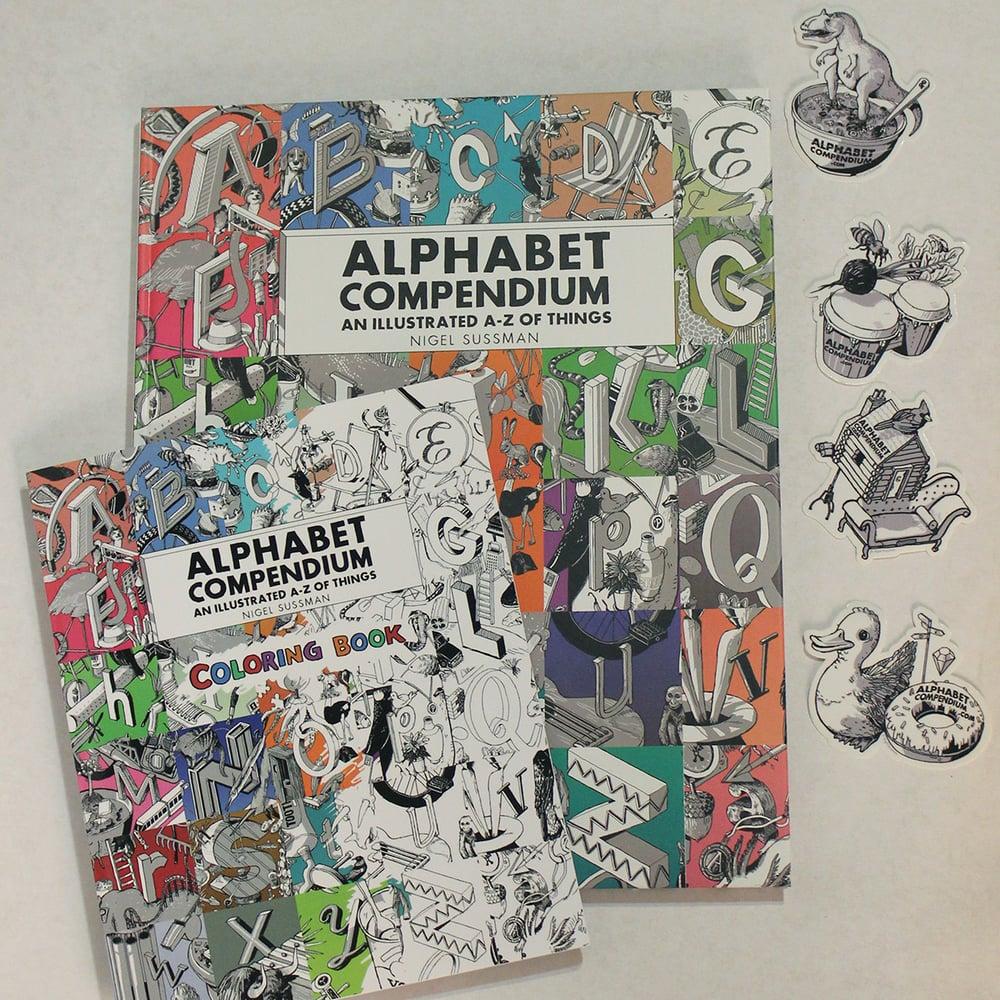 Image of Ultimate Alphabet Compendium Pack