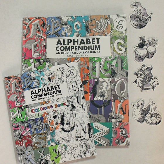 Image of Ultimate Alphabet Compendium Pack