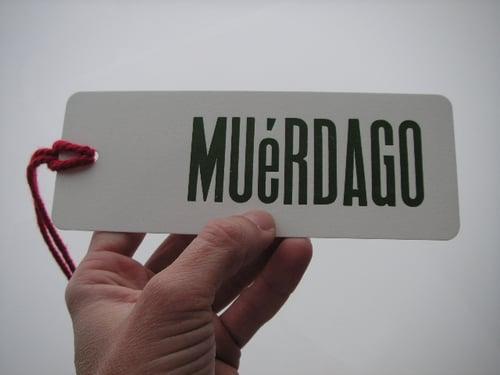 Image of Muérdago
