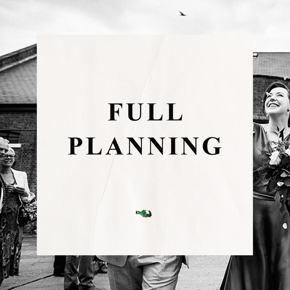 Image of Full planning