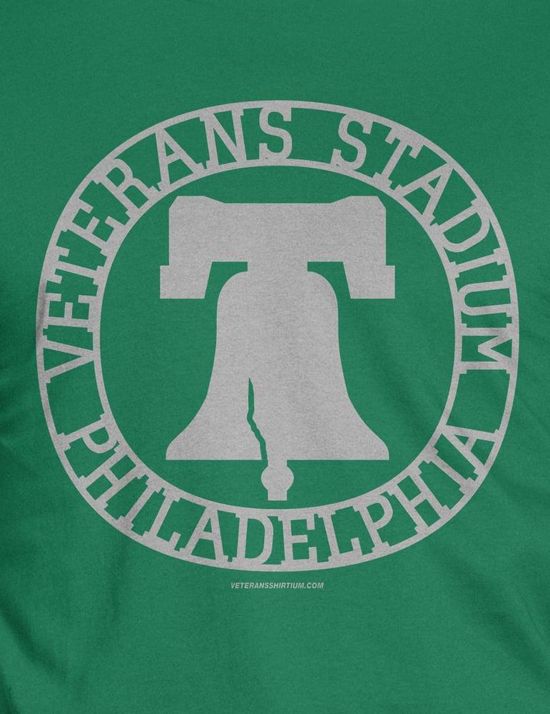 Image of Green Veterans Stadium T-Shirt
