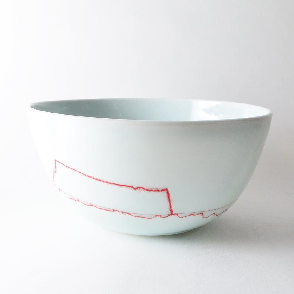 Image of deep serving bowl