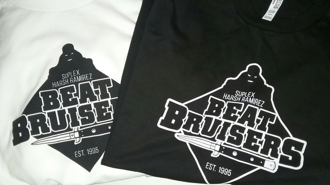 Image of Beat Bruisers T-Shirt