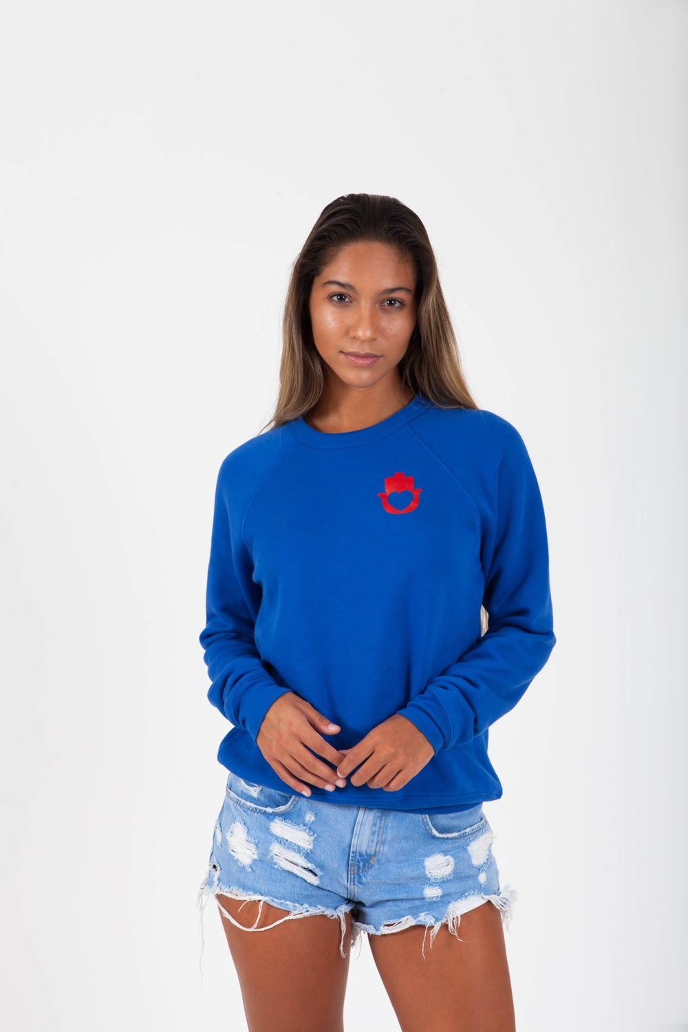 Image of Royal Fleece Pullover