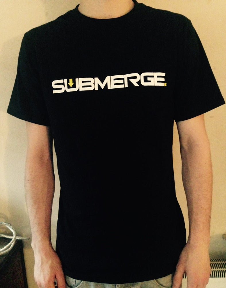 Image of SUBMERGE T-Shirt (Black)