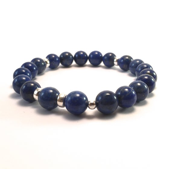 Image of Men's Elliot Wave Lapis Lazuli