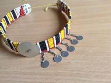 Image of  Maasai Choker-necklace