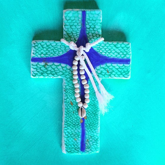 Image of Merman Cross