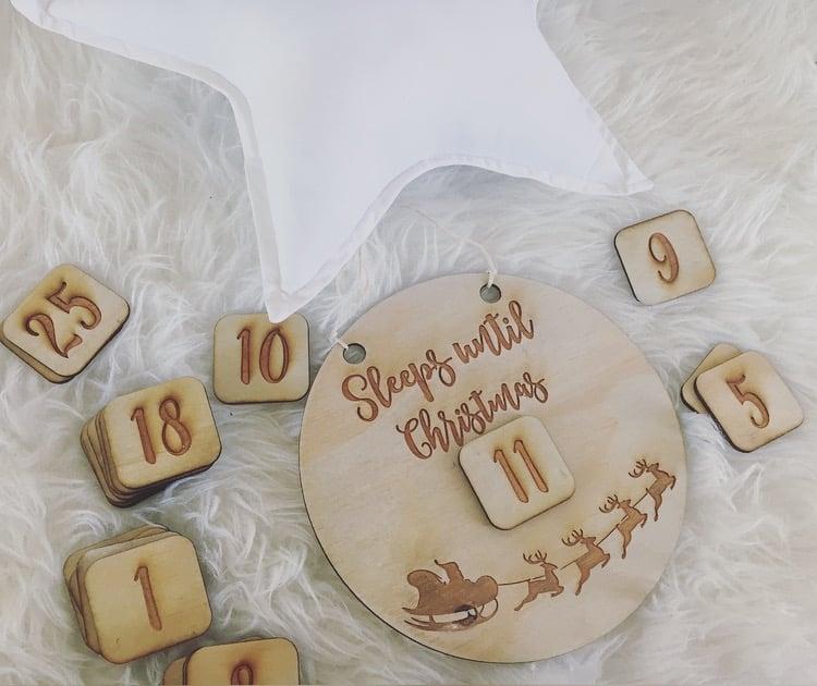 Image of Christmas Countdown Calendar