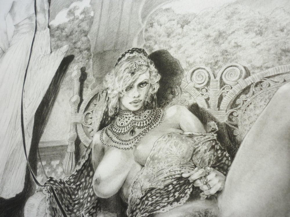 Image of L'Ardente Princesse De Pondicherry