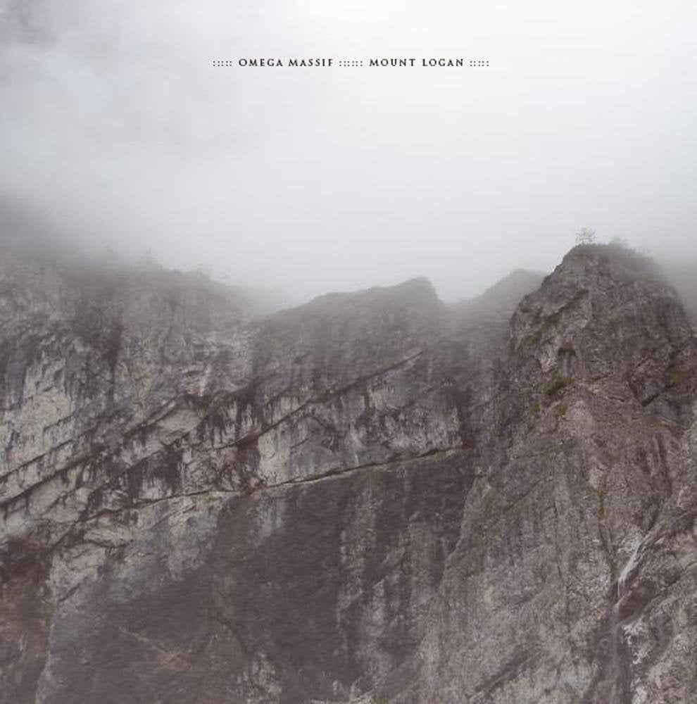 Image of OMEGA MASSIF / MOUNT LOGAN - split CD