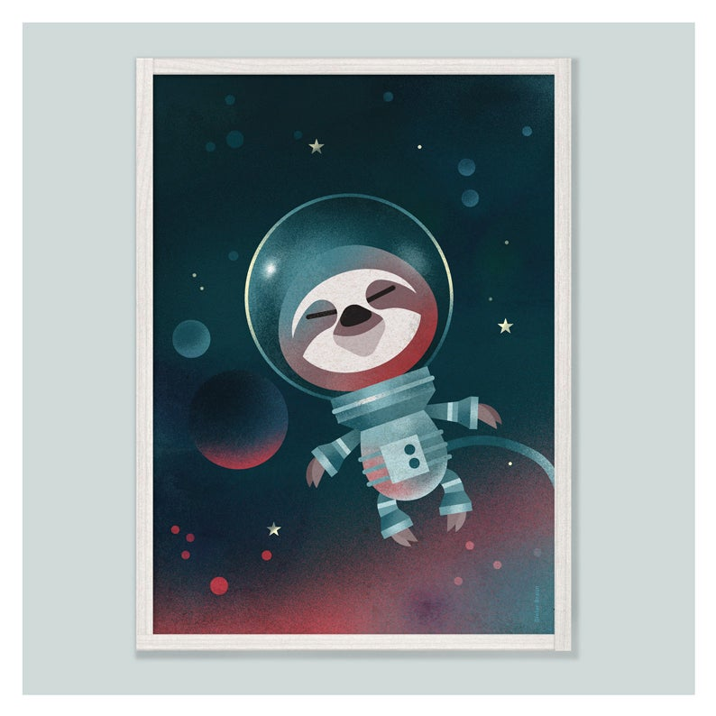Image of Space Sloth