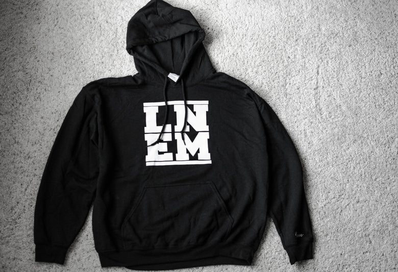 Image of Squad Hoodie (True Black)