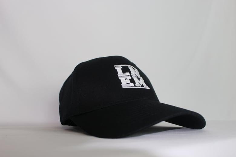 Image of LNEM Logo Hat w/ Leather Strap