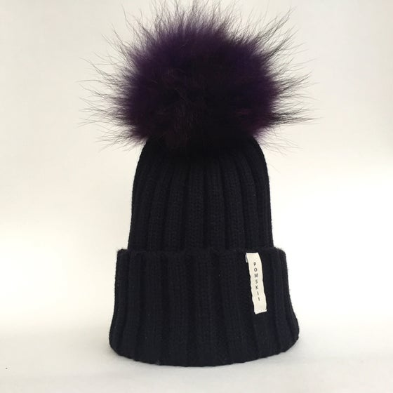 Image of Purple Pom Pom