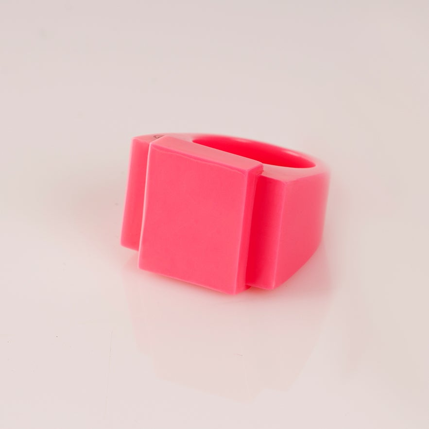 Image of Bague urbOne Fluo Limited Edition