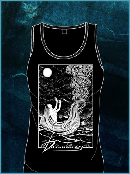 Image of Dreariness Girlie Tank Top
