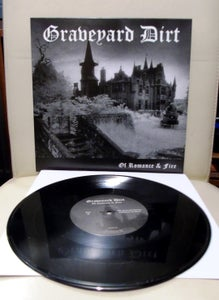 "Image of ""Of Romance & Fire""  **10"" VINYL RE-ISSUE**"