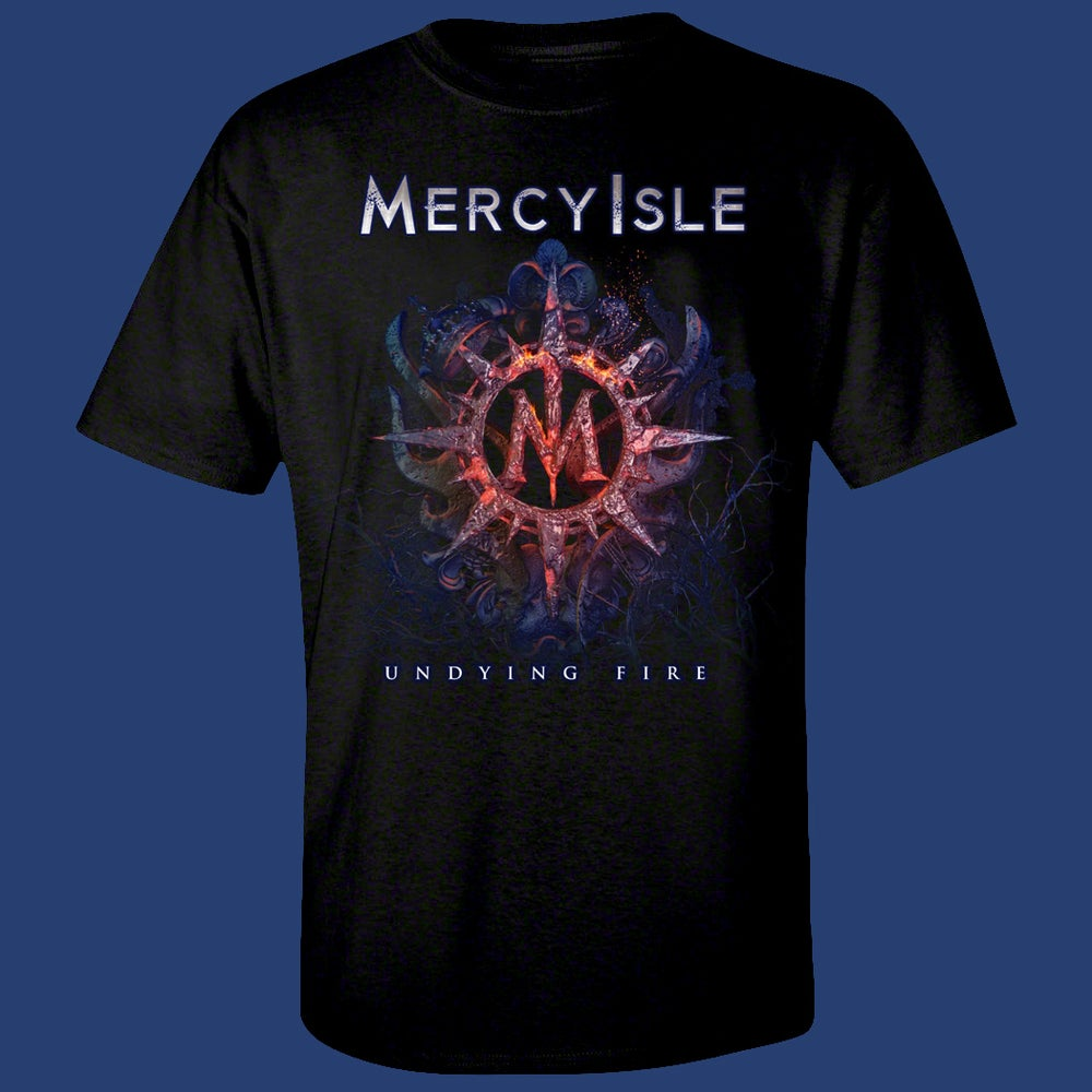 Image of Undying Fire t-shirts