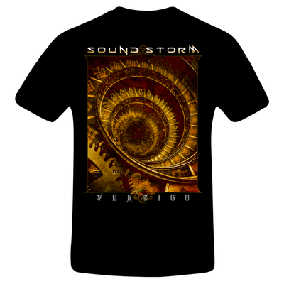 Image of T-SHIRT VERTIGO