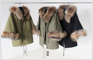 Image of Sandy Parka