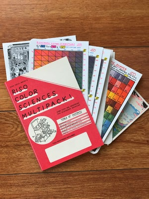 Risograph Color Sciences Multipack