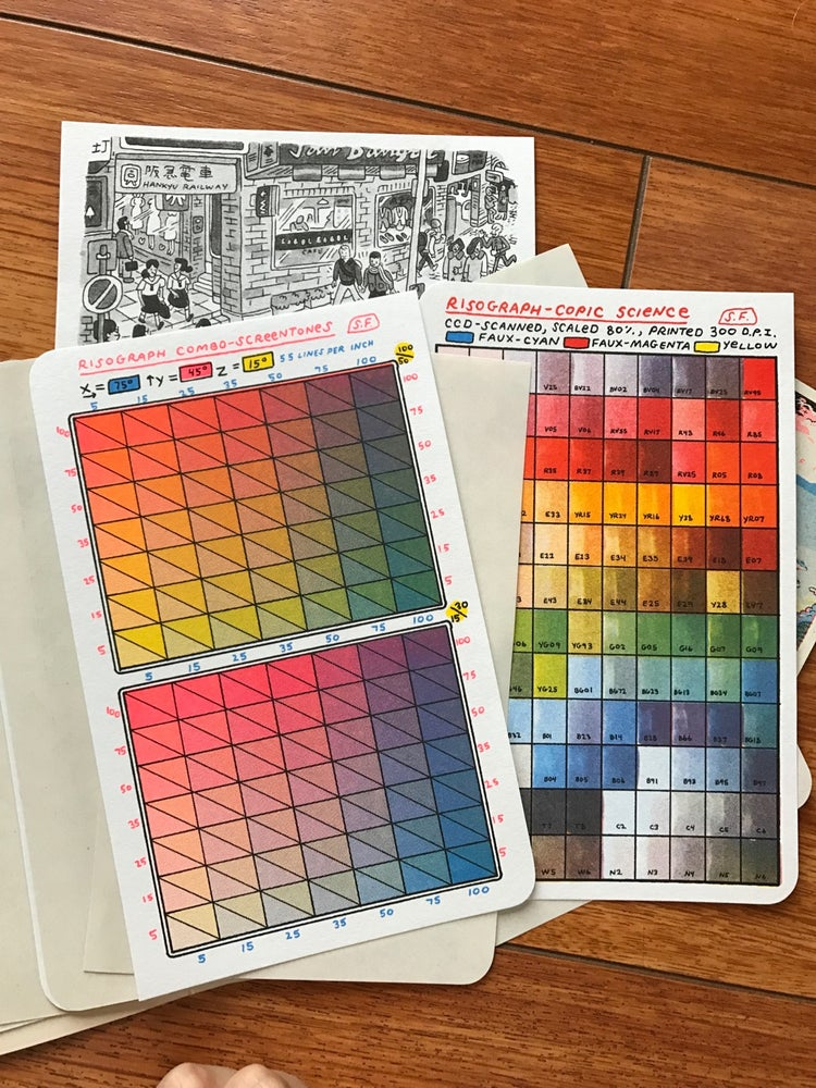 Risograph Color Sciences Multipack